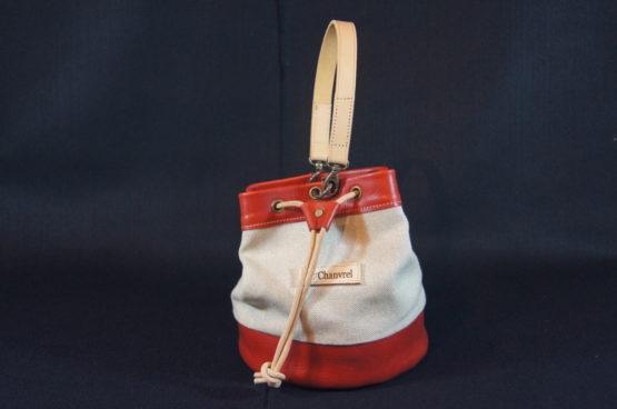 sac tsigane rouge